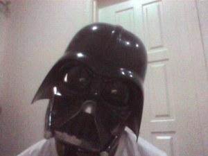 Vader shrug